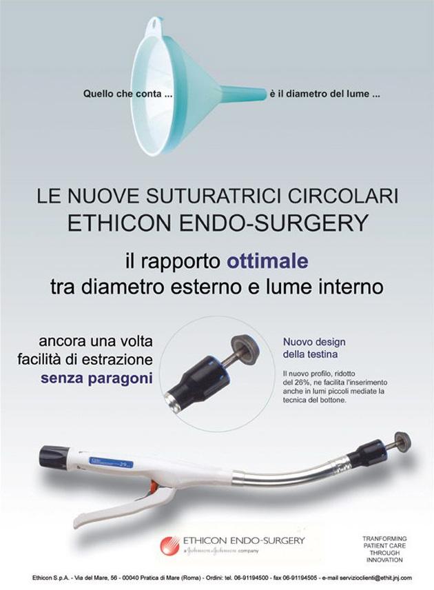brochure pubblicataria Ethicon EndoSurgery