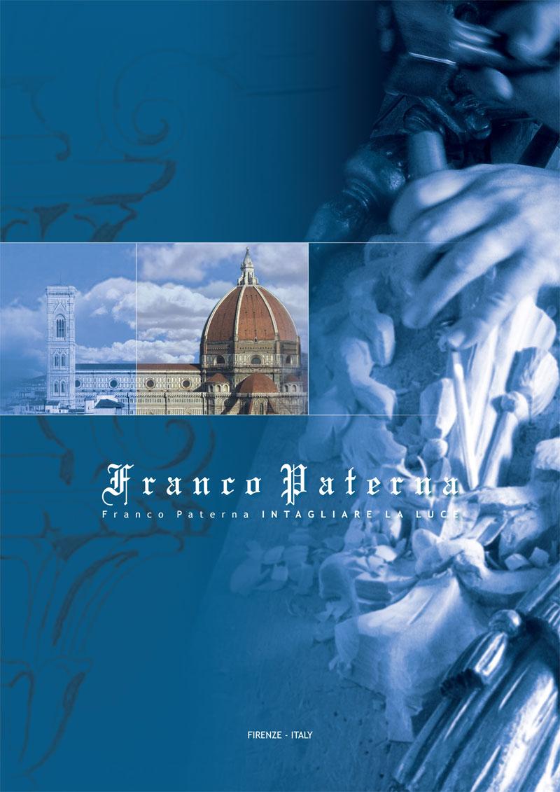 catalogo grafico aziendale lampadari Franco Paterna