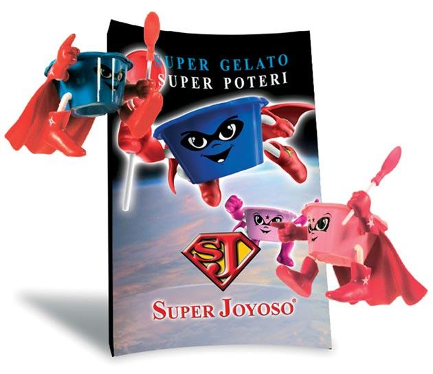 Alcas gelati super joyoso joyosette design studio grafico firenze