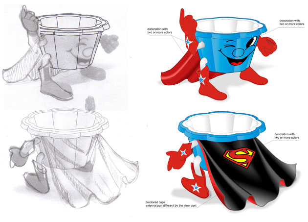 Alcas super joyoso super joyosette design studio grafico firenze