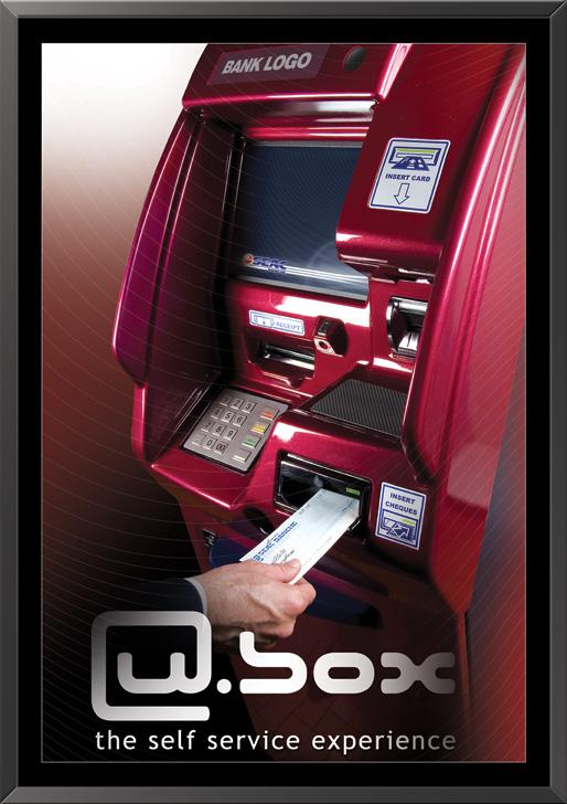 ubox con cornice pannello Seac Banche